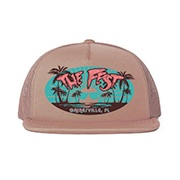 FEST Tourist Trucker Hat (tan)